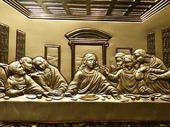 逾越节和最后的晚餐(安商洪上帝)